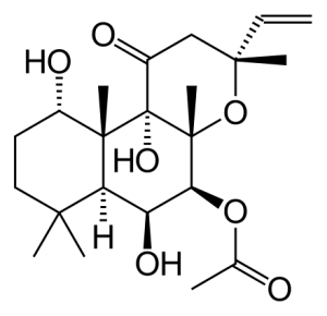 molécule forskoline
